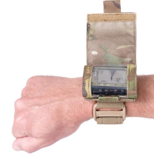 Frontline Wrist GPS Carrier Multicam
