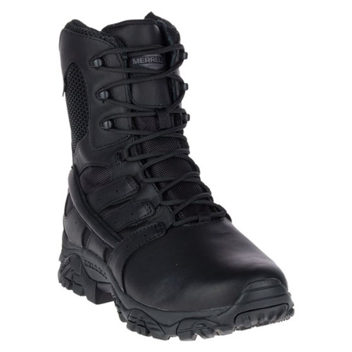 Merrell Moab 2 Response 8  Waterproof Boot Black