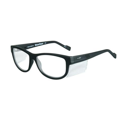 Wiley X Marker | Clear Lens w/ Matte Black Frame