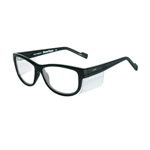 Wiley X Marker | Clear Lens w/ Gloss Black Frame