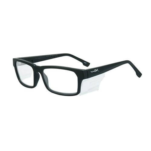 Wiley X Profile | Clear Lens w/ Matte Black Frame