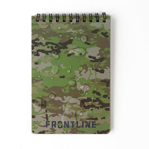 Frontline All Weather Notebook