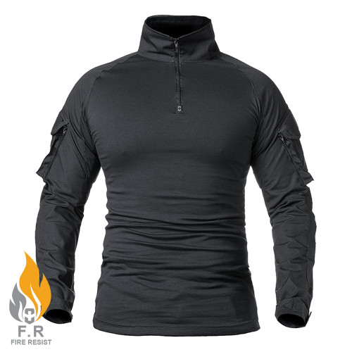 Frontline CPX Tactical Shirt FR Black