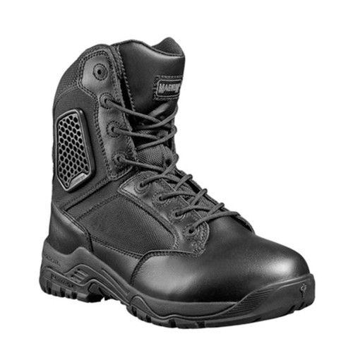 Magnum Strike Force 8.0 Side Zip Composite Toe Boot Womens