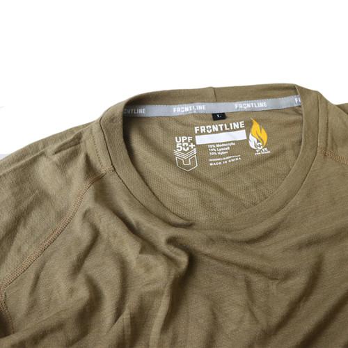 Frontline FR T-Shirt Tan