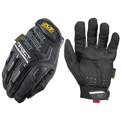 M-Pact Glove Black/Grey