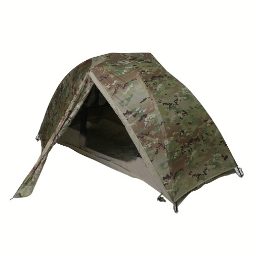 Self-Supporting Individual Shelter