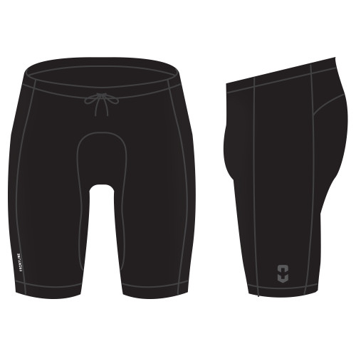 Frontline Water Shorts Black