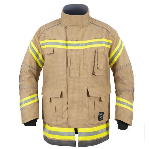 Frontline Fire Fighting  Jacket - PBI Matrix Gold