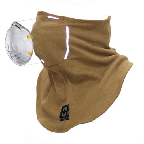 Frontline FR Fire Face Mask - PBI Lenzing Knit