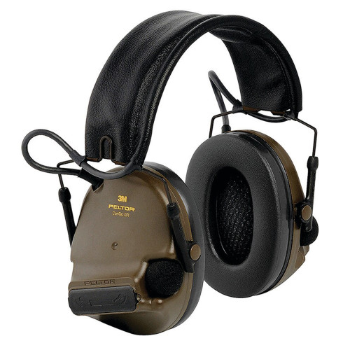 Peltor Comtac XPI Headset Green
