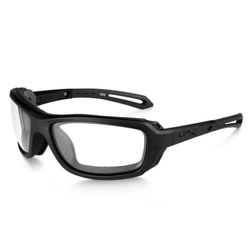 Wiley X Wave | Clear w/ Matte Black Frame