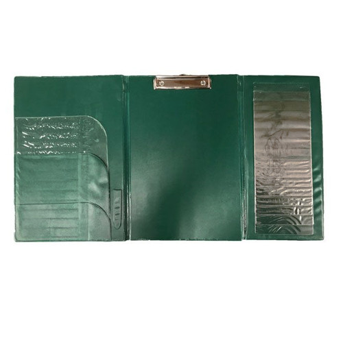 Frontline A4 Field Folder, Green