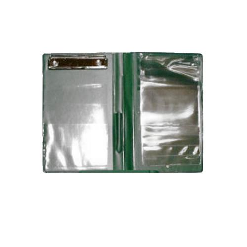 Frontline A5 Field Folder, Green