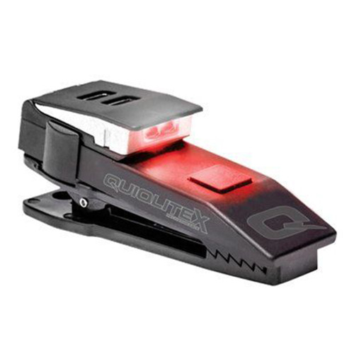 Quiqlite X USB Rechargeable Red/White
