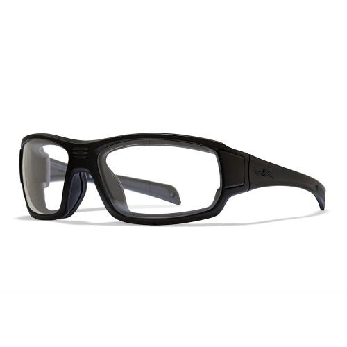 Wiley X Breach | Clear Lens w/ Matte Black Frame