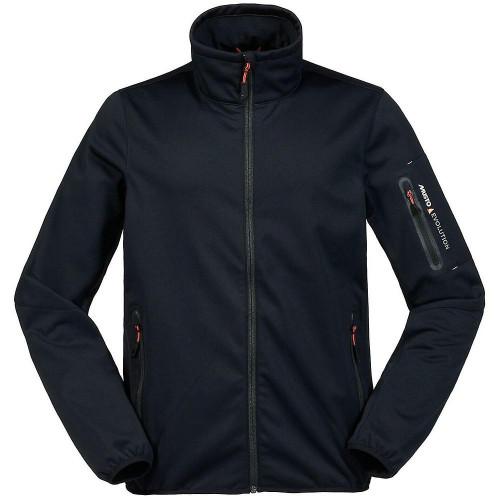 Musto Mens Crew Soft Shell Jacket Black