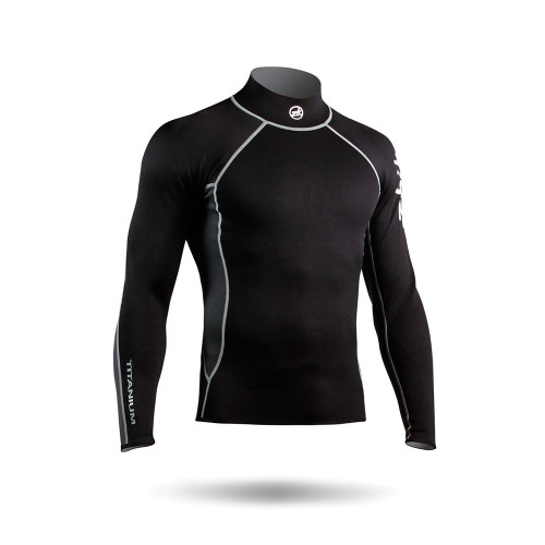 Mens Titanium Top