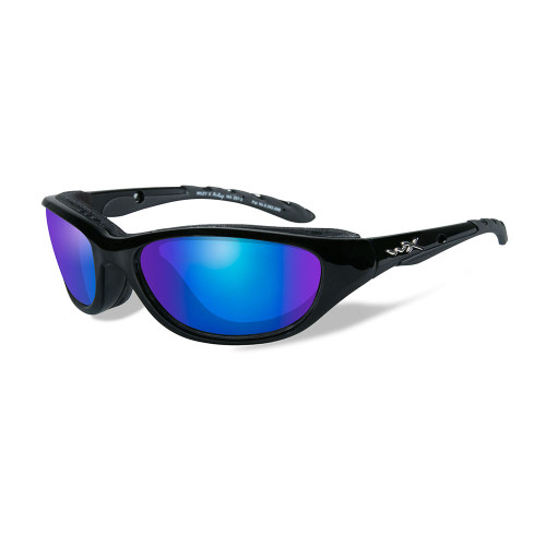 Wiley X AirRage | Polarised Blue Mirror Lens