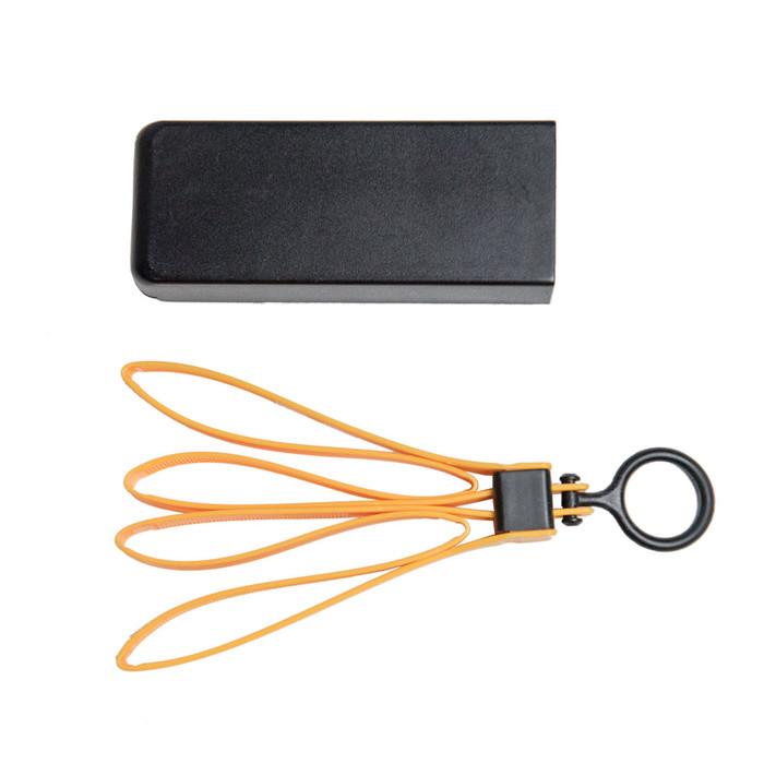 Tri-Fold Flex Cuff w/ Pull Ring