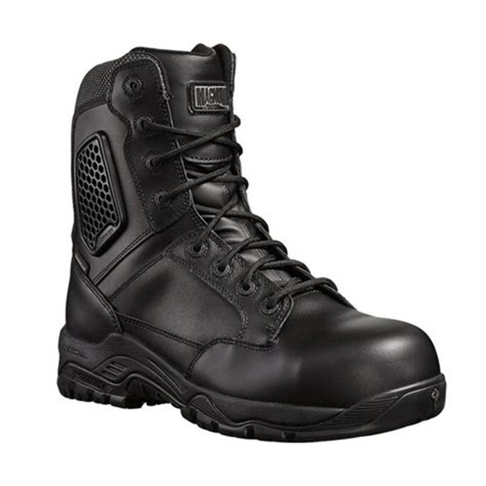 Magnum Strike Force 8.0 Side Zip Composite Toe Waterproof Boot