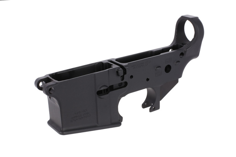 Anderson AR15 Lower Receiver NO LOGO - Stripped