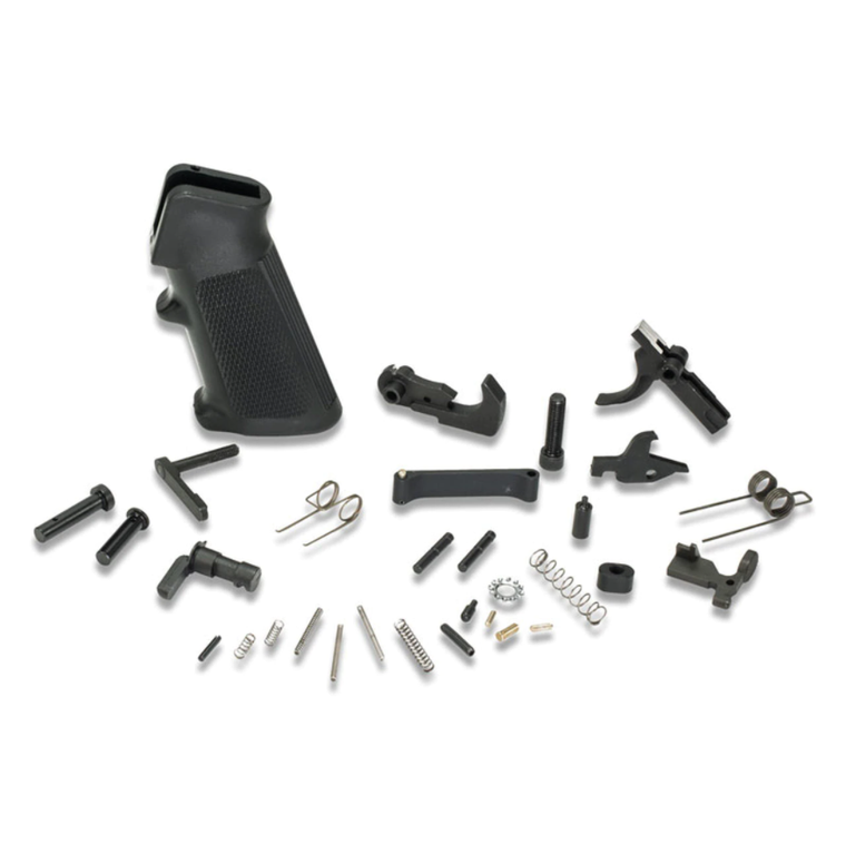 OT Firearms AR15 Complete Lower Parts Kit (Includes FCG)