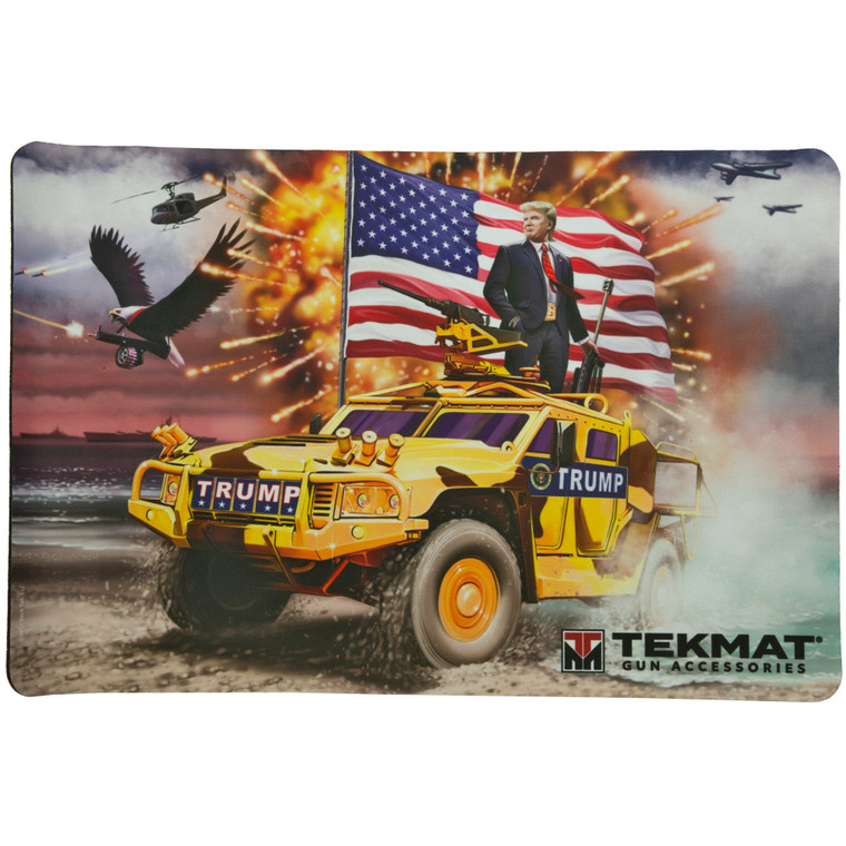 TekMat Cleaning Mat - Commander In Chief #45
