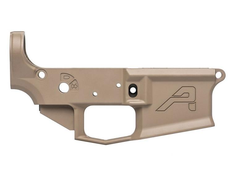 Aero Precision AR15 M4E1 Lower Receiver - Stripped - FDE