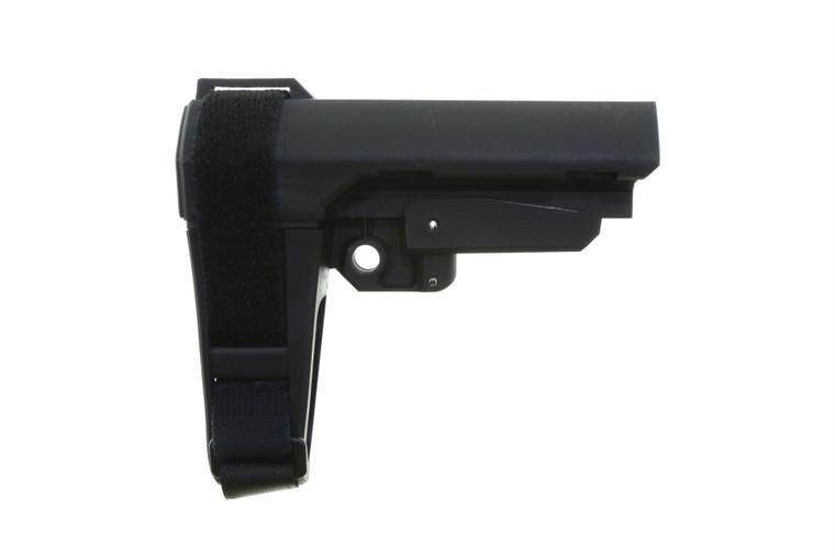 SBA3 Pistol Stabilizing Brace (No Tube) - Black