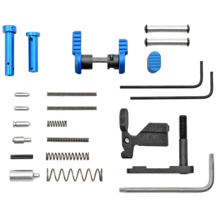 Armaspec Superlight AR15 Builder's Kit - Blue, Purple or Black