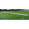 Gared Spectator Series Twenty-Seven Foot Player Bench - No Backrest