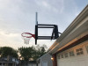 First Team Roofmaster Nitro Roof-Mounted Basketball Hoop - 60 Inch Glass