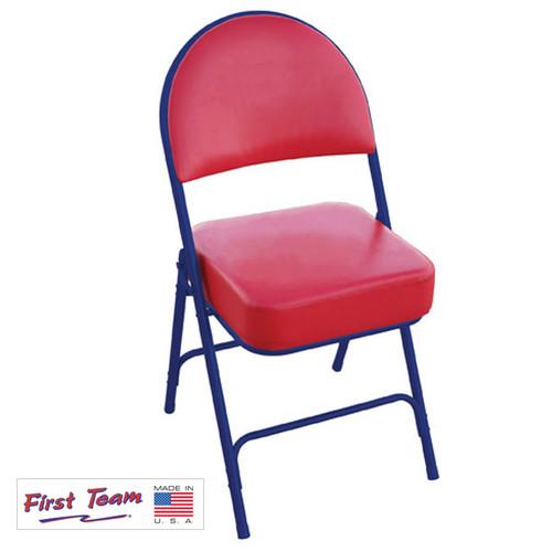 SuperStar Classic Custom Padded Folding Chair
