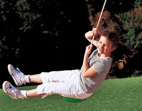 Creative Playthings Disc Swing