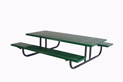 Early Years Rectangular Childrens Picnic Table