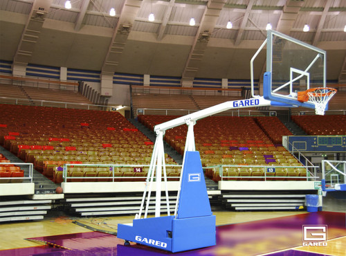Gared Hoopmaster Portable Hoop - 72 Inch Glass