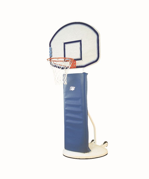Bison Playtime Elementary Portable Hoop - 48 Inch Graphite