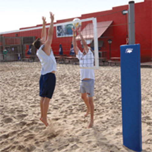 Bison Match Point Competition Sand Volleyball System