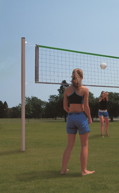Bison Recreational Outdoor Volleyball System