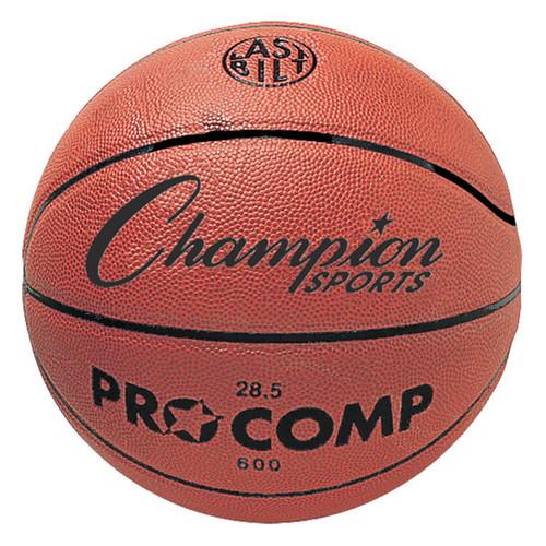 Champion C600 Intermediate Size Composite Game Basketball
