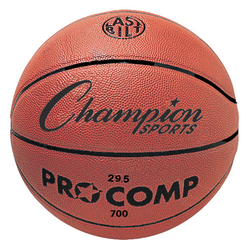Champion C700 Official Size Composite Game Basketball