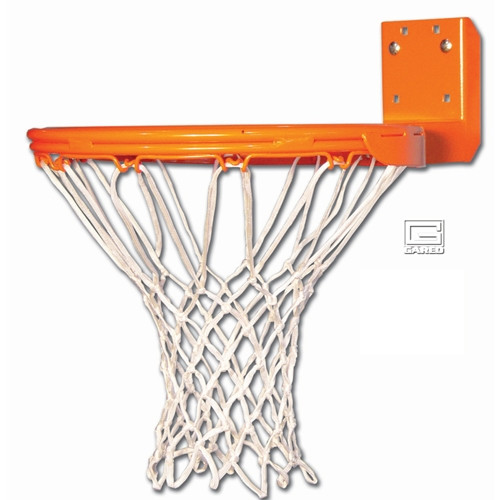 Gared 266 Double-Ring Super Rear-Mount Goal with Nylon Net