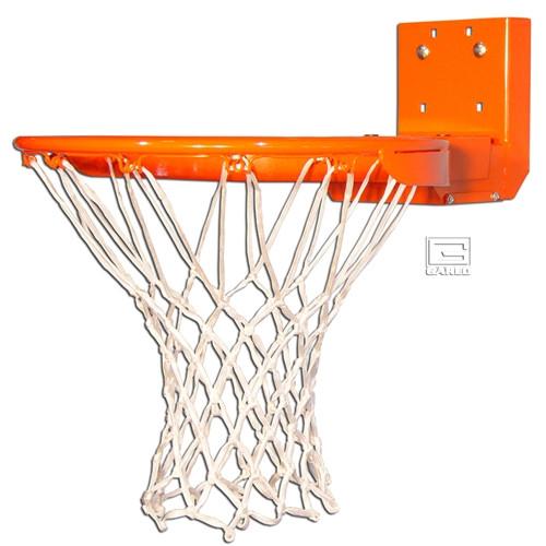Gared 6600 Scholastic Rear-Mount Breakaway Goal with Nylon Net