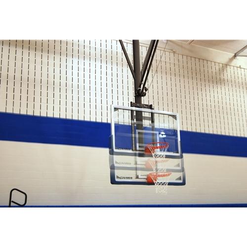 Gared Basketball Backboard Height Adjuster - 36 Inch X 63 Inch Attachment
