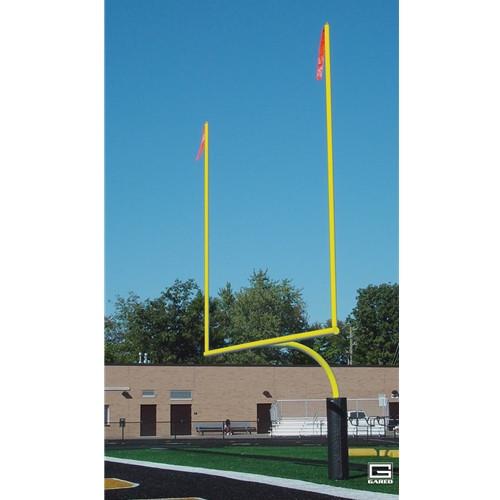 Gared Redzone Heavy Duty High School Football Goalposts