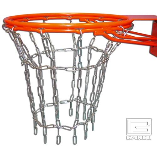 Gared Steel Chain Basketball Net