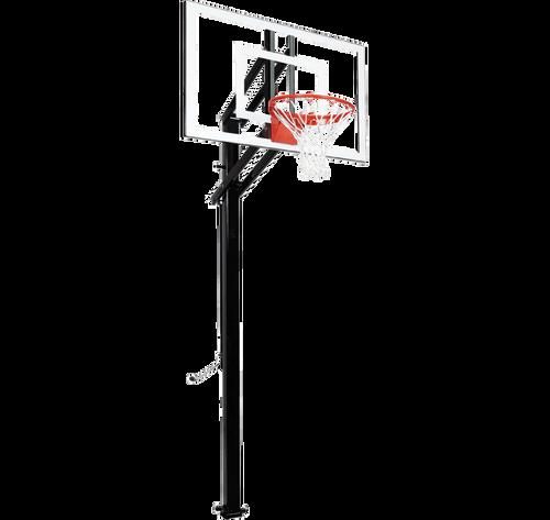 Goalsetter Extreme X448 Inground Adjustable Hoop - 48 Inch Glass