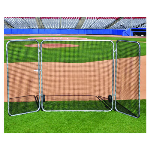 Jaypro Baseball Fungo Screen with Wings
