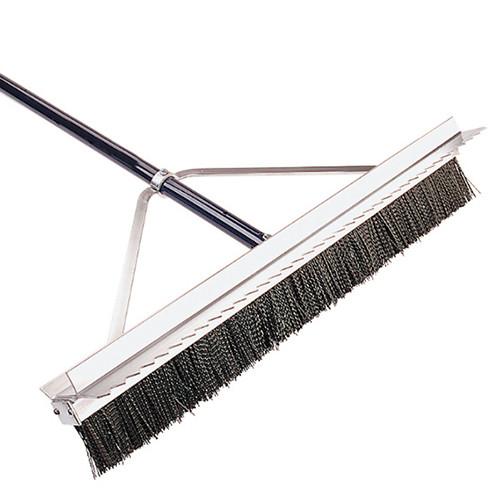 Jaypro Double Play Scarifier Broom